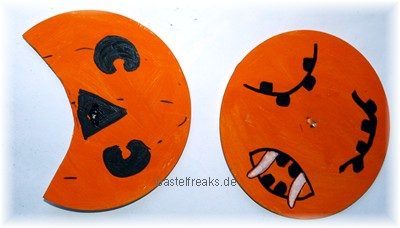 bastelfreaks launebarometer aus bierdeckel f r halloween basteln. Black Bedroom Furniture Sets. Home Design Ideas